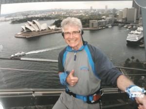 Sydney Harbour Bridge Summit